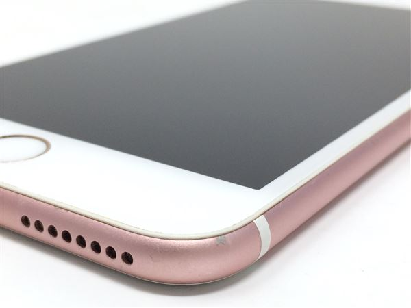 【中古】【安心保証】 iPhone6sPlus[16GB] docomo MKU52J ローズゴールド