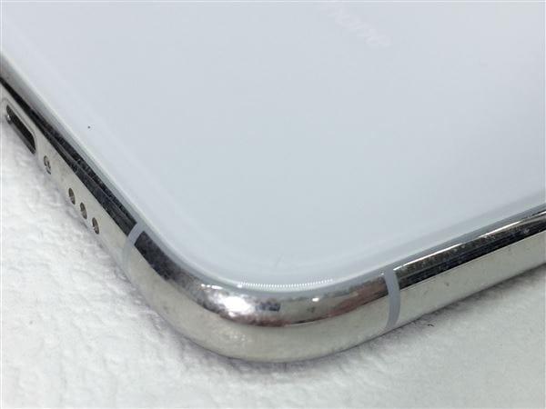 【中古】【安心保証】 iPhoneXS[64GB] docomo MTAX2J シルバー