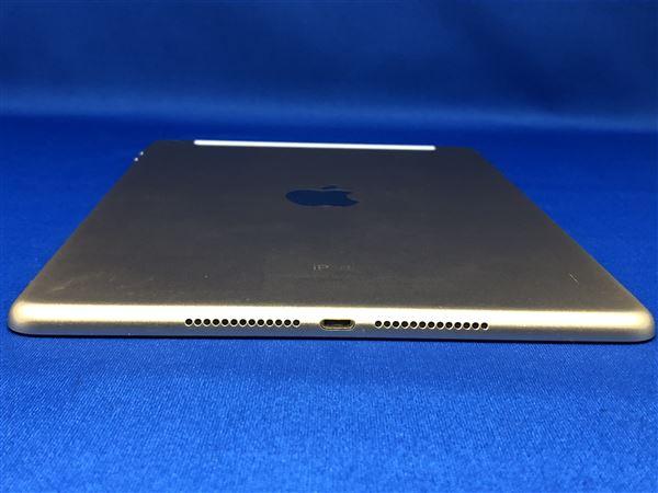 【中古】【安心保証】 iPad 9.7インチ 第5世代[128GB] セルラー docomo ゴールド