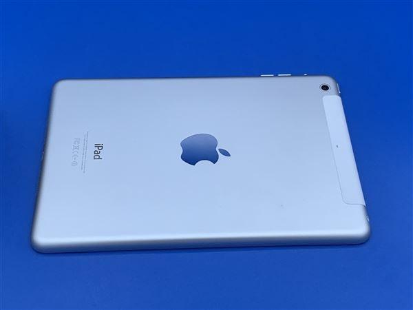 【中古】【安心保証】 iPadmini2 7.9インチ[32GB] セルラー docomo シルバー