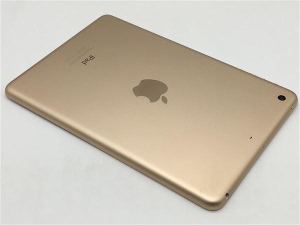 【中古】【安心保証】 iPadmini3 7.9インチ[128GB] Wi-Fiモデル ゴールド