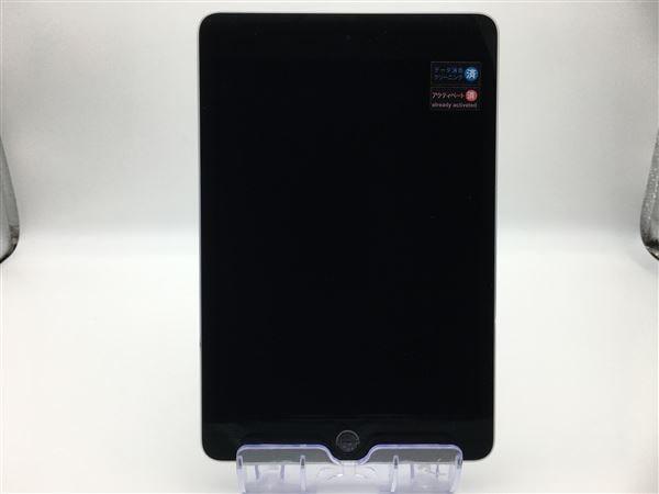 【中古】【安心保証】 iPadmini4 7.9インチ[32GB] Wi-Fiモデル スペースグレイ