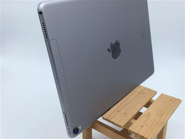 【中古】【安心保証】 iPadPro 10.5インチ 第1世代[256GB] セルラー SoftBank スペースグレイ