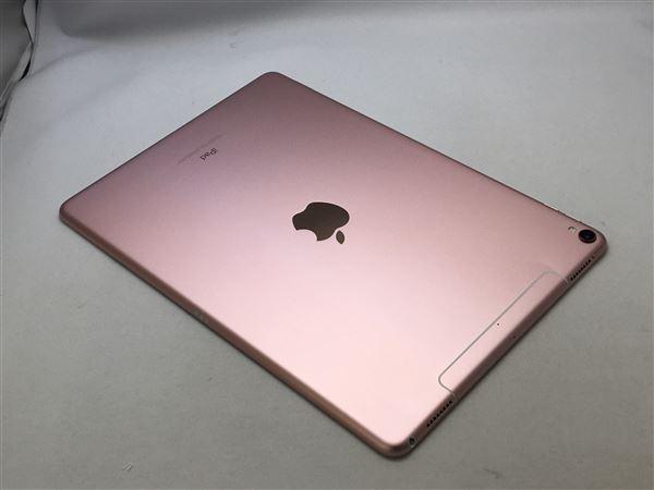【中古】【安心保証】 iPadPro 10.5インチ 第1世代[256GB] セルラー SoftBank ローズゴールド