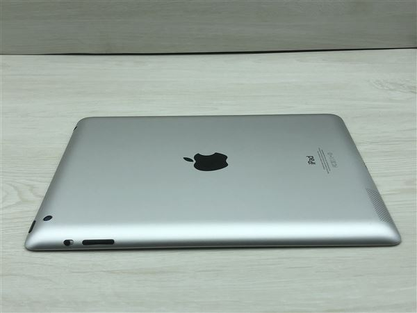 【中古】【安心保証】 iPad4/iPadRetinaディスプレイ 9.7インチ[32GB] Wi-Fiモデル ホワイト
