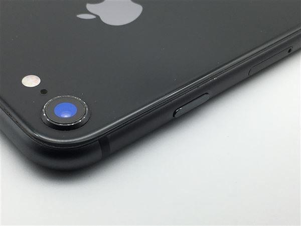 【中古】【安心保証】 iPhone8[64GB] SoftBank MQ782J スペースグレイ