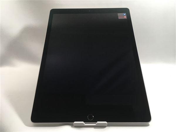 【中古】【安心保証】 iPadPro 12.9インチ 第2世代[256GB] SIMフリー スペースグレイ