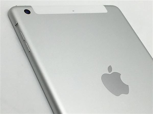 【中古】【安心保証】 iPadmini3 7.9インチ[16GB] セルラー docomo シルバー