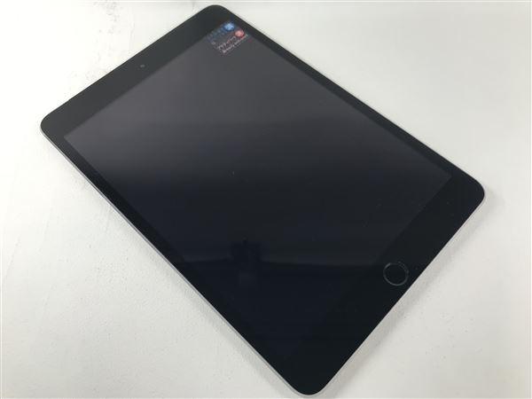 【中古】【安心保証】 iPadmini3 7.9インチ[64GB] セルラー docomo スペースグレイ