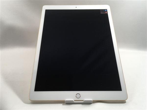 【中古】【安心保証】 iPadPro 12.9インチ 第2世代[64GB] セルラー SoftBank ゴールド