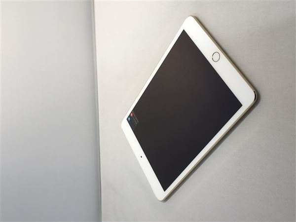 【中古】【安心保証】 iPadmini3 7.9インチ[16GB] セルラー SoftBank ゴールド