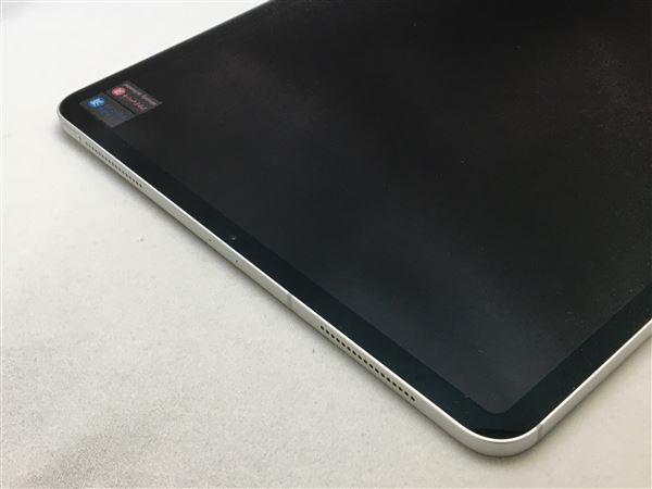 【中古】【安心保証】 iPadPro 12.9インチ 第3世代[256GB] セルラー SoftBank シルバー