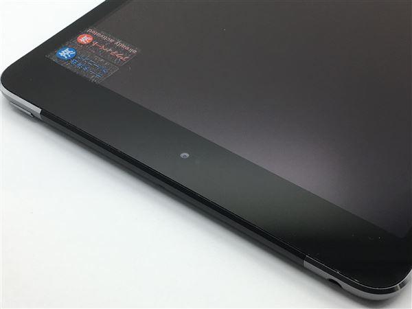 【中古】【安心保証】 iPadmini2 7.9インチ[32GB] SIMフリー スペースグレイ