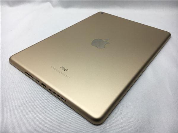 【中古】【安心保証】 iPad 9.7インチ 第5世代[128GB] Wi-Fiモデル ゴールド