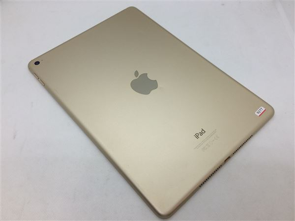 【中古】【安心保証】 iPadAir 9.7インチ 第2世代[64GB] Wi-Fiモデル ゴールド