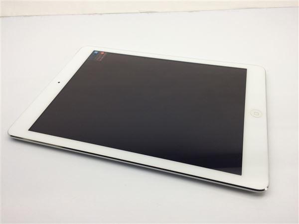 【中古】【安心保証】 iPadAir 9.7インチ 第1世代[32GB] セルラー SoftBank シルバー