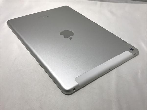 【中古】【安心保証】 iPad 9.7インチ 第5世代[128GB] セルラー SoftBank シルバー