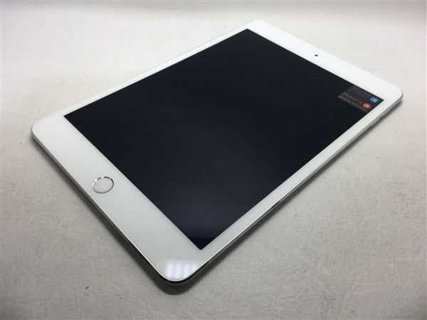 【中古】【安心保証】 iPadmini4 7.9インチ[32GB] Wi-Fiモデル シルバー