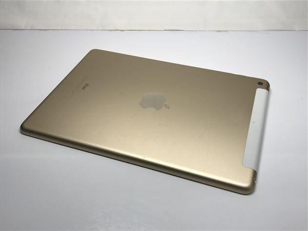 【中古】【安心保証】 iPad 9.7インチ 第5世代[128GB] SIMフリー ゴールド