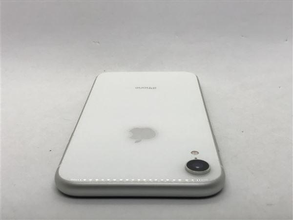 【中古】【安心保証】 iPhoneXR[64GB] SIMロック解除 SoftBank ホワイト