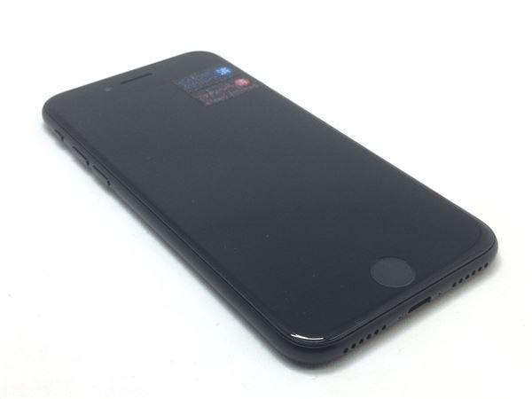 【中古】【安心保証】 iPhoneSE 第2世代[128GB] SIMロック解除 au ブラック
