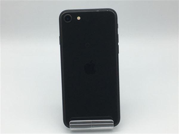 【中古】【安心保証】 iPhoneSE 第2世代[128GB] SIMフリー ブラック