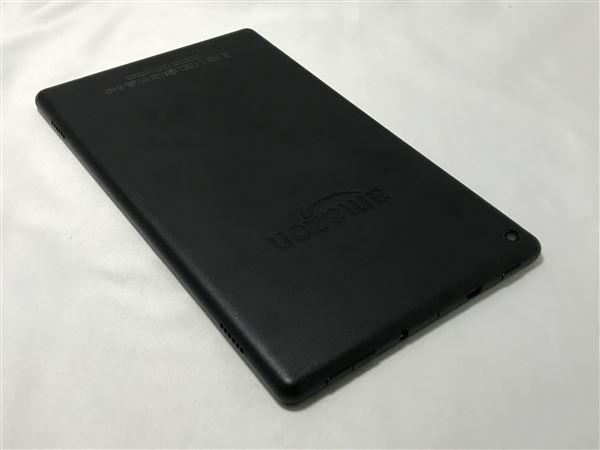 【中古】【安心保証】 FireHD 8 8 2018[16G] ブラック