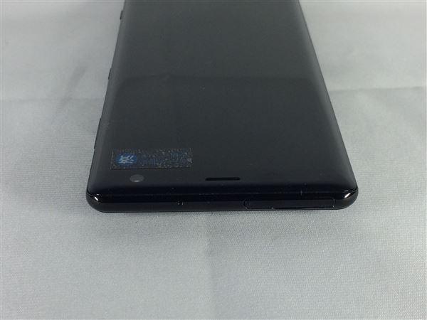 【中古】【安心保証】 SoftBank 801SO ブラック