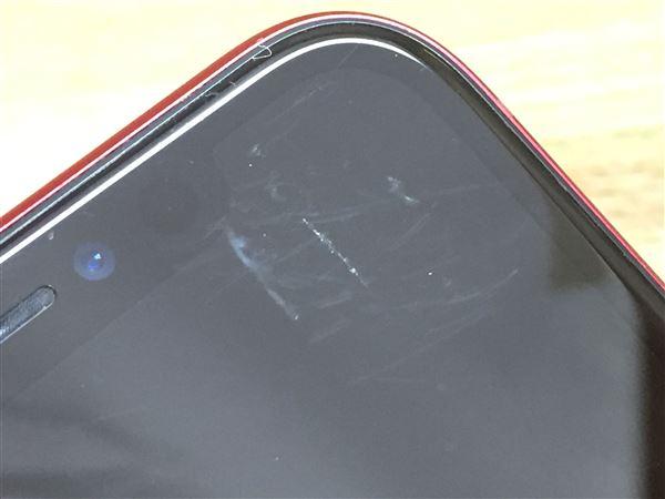 【中古】【安心保証】 iPhone11[64GB] docomo NWLV2J レッド