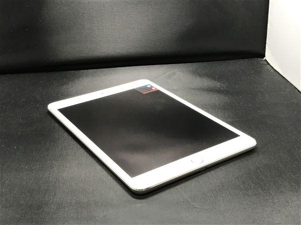 【中古】【安心保証】 iPadmini3 7.9インチ[64GB] セルラー docomo シルバー