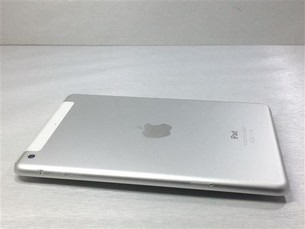 【中古】【安心保証】 iPadmini2 7.9インチ[16GB] セルラー docomo シルバー