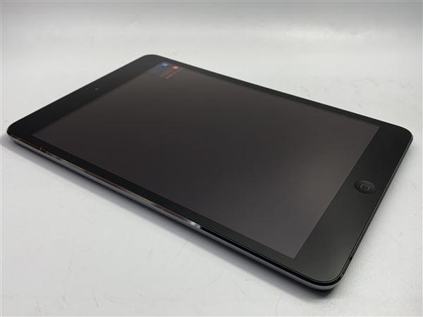 【中古】【安心保証】 iPadmini2 7.9インチ[64GB] Wi-Fiモデル スペースグレイ