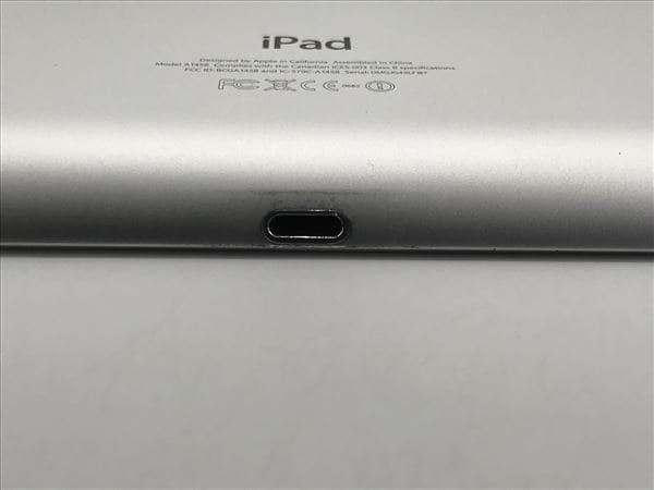 【中古】【安心保証】 iPad4/iPadRetinaディスプレイ 9.7インチ[64GB] Wi-Fiモデル ホワイト