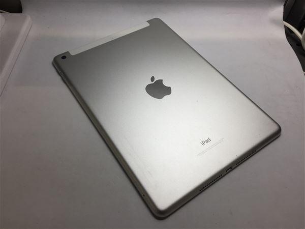 【中古】【安心保証】 iPad 9.7インチ 第5世代[128GB] セルラー docomo シルバー