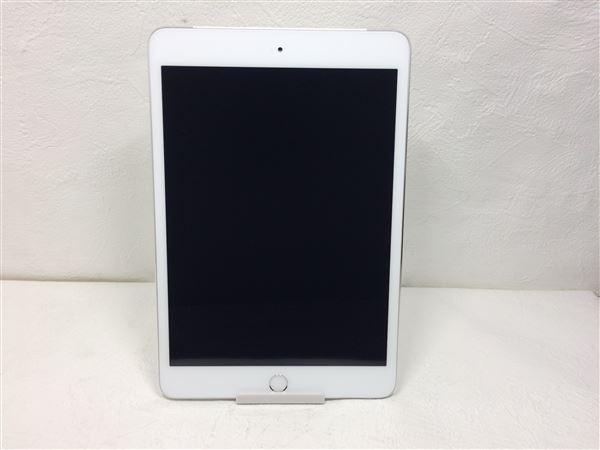 【中古】【安心保証】 iPadmini3 7.9インチ[64GB] SIMフリー シルバー