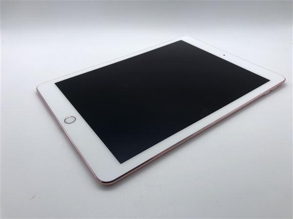 【中古】【安心保証】 iPadPro 9.7インチ 第1世代[128GB] SIMフリー ローズゴールド