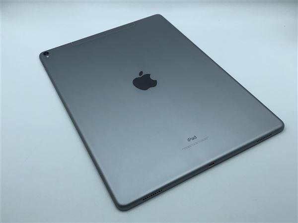 【中古】【安心保証】 iPadPro 12.9インチ 第2世代[512GB] SIMフリー スペースグレイ