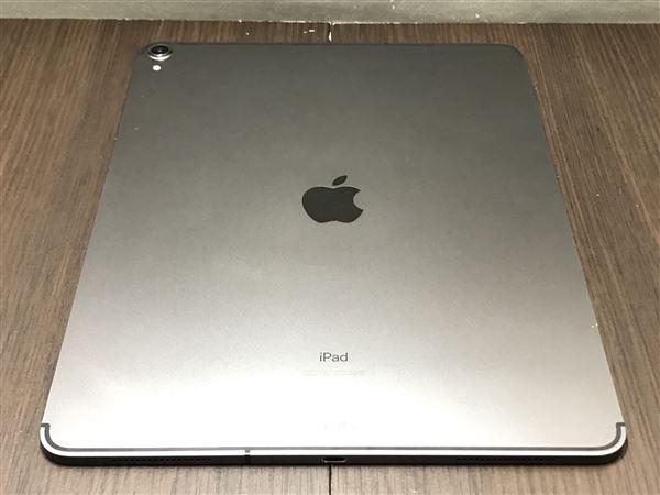 【中古】【安心保証】 iPadPro 12.9インチ 第3世代[256GB] セルラー SoftBank スペースグレイ