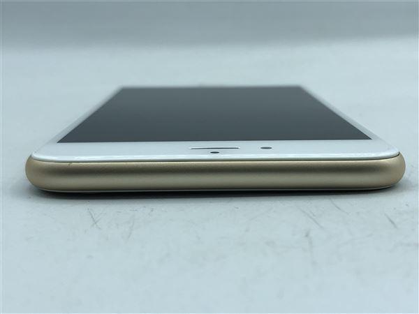 【中古】【安心保証】 iPhone6sPlus[16GB] docomo MKU32J ゴールド