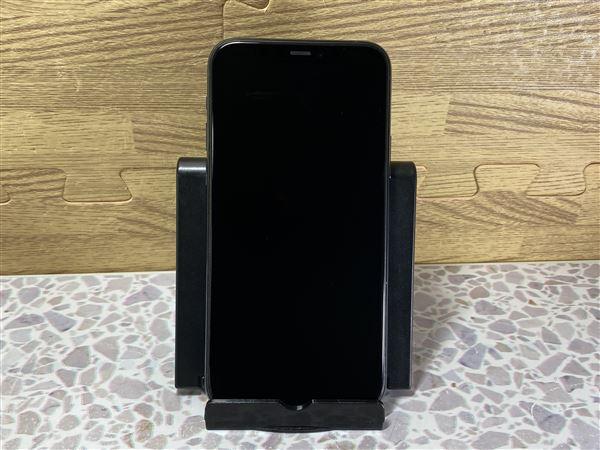 【中古】【安心保証】 iPhone11 Pro[64GB] SoftBank MWC62J ミッドナイトグリーン