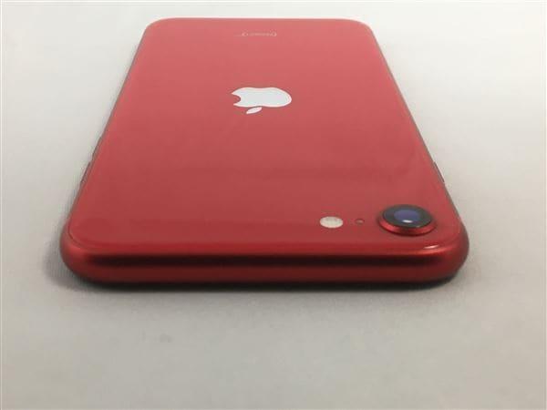 【中古】【安心保証】 iPhoneSE 第2世代[64GB] Y!mobile MX9U2J レッド