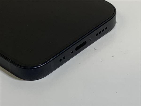 【中古】【安心保証】 iPhone12mini[256GB] SIMフリー ブラック