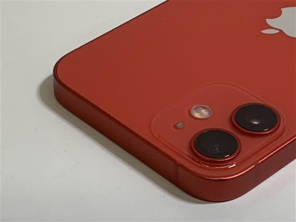 【中古】【安心保証】 iPhone12mini[256GB] SIMフリー PRODUCTRED