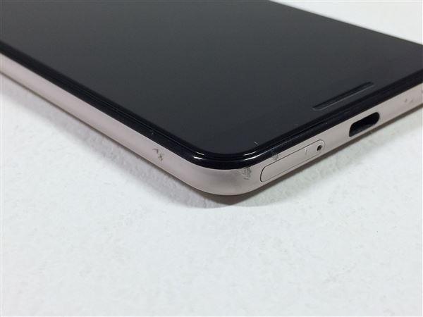 【中古】【安心保証】 SoftBank Pixel 3[128G] ノットピンク