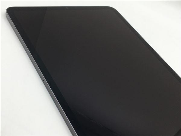 【中古】【安心保証】 iPadPro 11インチ 第1世代[256GB] Wi-Fiモデル スペースグレイ