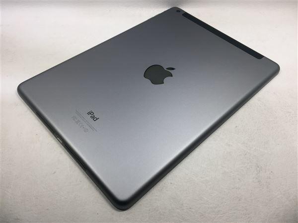 【中古】【安心保証】 iPadAir 9.7インチ 第1世代[16GB] セルラー docomo スペースグレイ