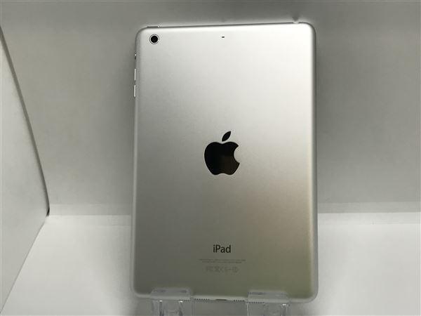 【中古】【安心保証】 iPadmini2 7.9インチ[16GB] Wi-Fiモデル シルバー