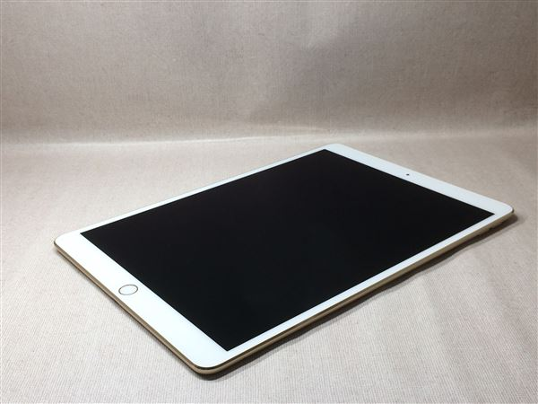 【中古】【安心保証】 iPadPro 10.5インチ 第1世代[64GB] セルラー au ゴールド