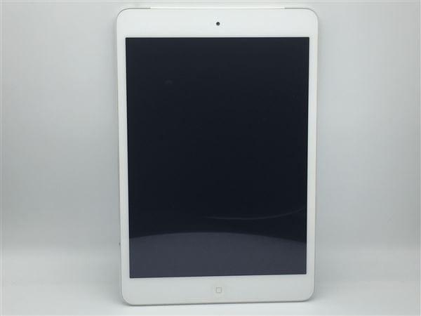 【中古】【安心保証】 iPadmini2 7.9インチ[32GB] セルラー SoftBank シルバー