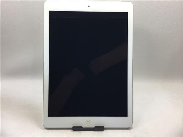 【中古】【安心保証】 iPadAir 9.7インチ 第1世代[16GB] セルラー docomo シルバー